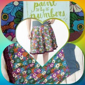 Matilda Jane Paint by Numbers Hazel skirt